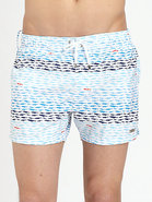 School of Fish Ibiza Swim Trunks