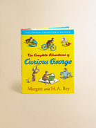 The Complete Adventures of Curious George: The Spe