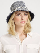 Joan Woven Bucket Hat