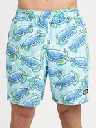 Chappy Trunks/Sea Turtles