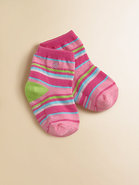 Infant&#39;s Striped Trouser Socks
