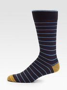 Basic Striped Socks