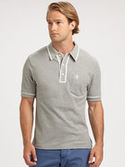 The Earl Cotton Polo Tee