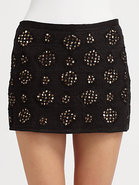 Reflection Mini Skirt