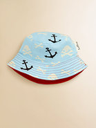 Toddler&#39;s &amp; Little Boy&#39;s Flying Pirate Dogs Hat