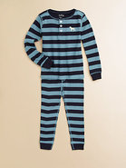 Toddler's & Little Boy's Striped Pajamas