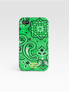 Green Bandana Case for iPhone 4/4S