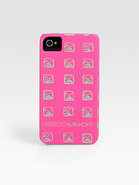 Pyramid Stud Printed Hardcase for iPhone 5