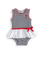Infant&#39;s Striped Bodysuit