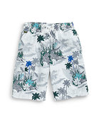 Boy&#39;s Palm Tree Swim Trunks