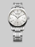 Alliance Stainless Steel Watch