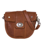 Eva Mini Saddlebag - Women&#39;s - Bags - Brown