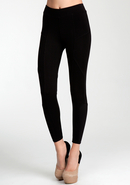 - Sweater Leggings - Blk - Xs