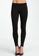 - Back Lace Legging - Blk - M