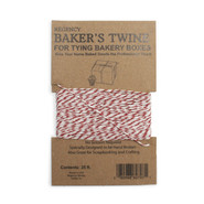 Red and White Striped Baker&#39;s Twine