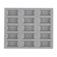 ?? Elastomoule Mini Financier Grid, 15 Portions