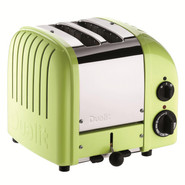 Lime-Green NewGen 2-Slice Toaster