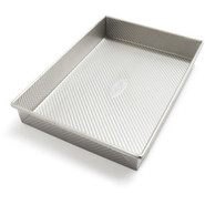 Platinum Professional Rectangular Cake Pan, 9  x 1