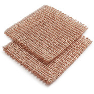 Burstenhaus Redecker Copper Cloths, Set of 2