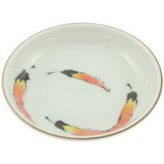 Round Chili Pepper Plate, 5