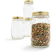 Rocco ??Quattro Stagioni?? Jars - 4 piece set, .5 