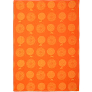 Oranges Jacquard Kitchen Towel