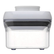 Pop Plastic Container, 0.3 qt.