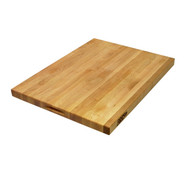 . Cutting Board with Grips, 20  x 15  x 1??