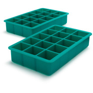 Perfect Cube Ice Trays, Black