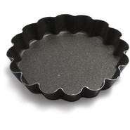 Nonstick Fixed-Bottom Tartlette Pan, 2.5