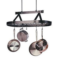 Oval Pot Racks, 3&#39;