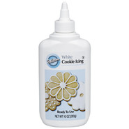 Cookie Icing White, 10 oz.