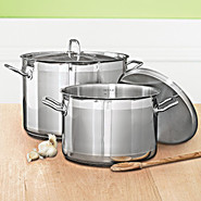 Stainless Steel Stockpot, 8 qt.
