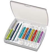 10 Piece Gum Paste Tool Set