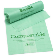 Clean and Green Compostable Juicer Bags