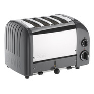 Cobble-Gray NewGen 4-Slice Toaster
