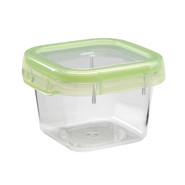 LockTop Plastic Square Storage Container
