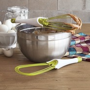 Twist 2-in-1 Silicone Whisk