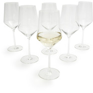 Pure Full-Bodied White Wine Glass, Single