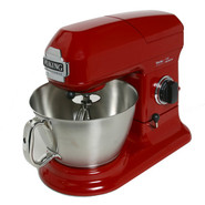 5-Quart Professional Stand Mixer, Red
