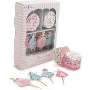 Princess Bake Cup Set
