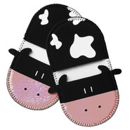 Cow Mini Grip Potholders, Set of 2