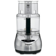Brushed Stainless Steel Food Processor
