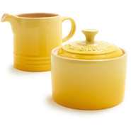 Soleil Sugar and Creamer Set