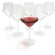 Pure Light-Bodied Red Wine Glass, Single