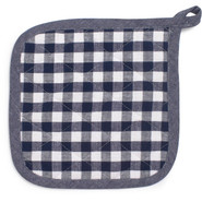 Red Picnic Check Potholder