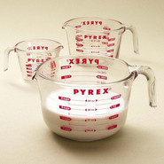 Glass Measuring Bowls, 2 cups