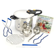 Duor 9-Piece Pressure Canning Set