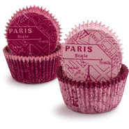 Paris  Bake Cups, Set of 48