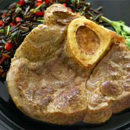 Grass-Fed Bone-In Osso Buco Beef Shank, 2 Pieces